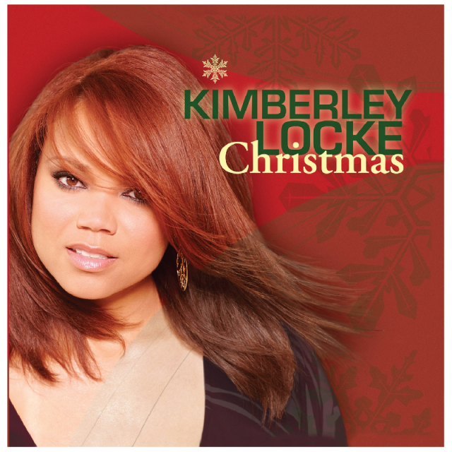 Kimberley Locke Christmas CD