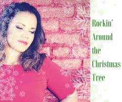 Kimberley Locke DIGITAL DOWNLOAD- Rockin' Around the Christmas Tree