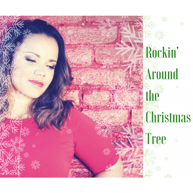Kimberley Locke DIGITAL DOWNLOAD- Rockin' Around the Christmas Tree